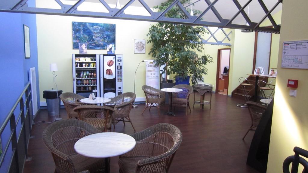 Espace cocktail du Loft Saint-Aubin