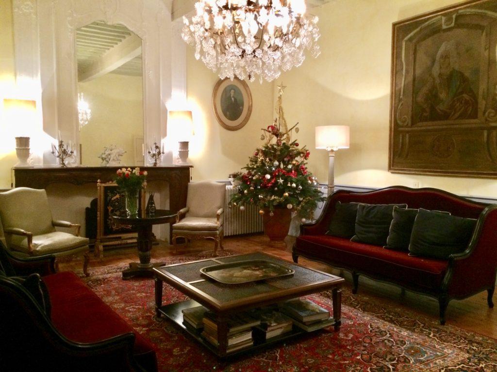 Noël château d'Issus